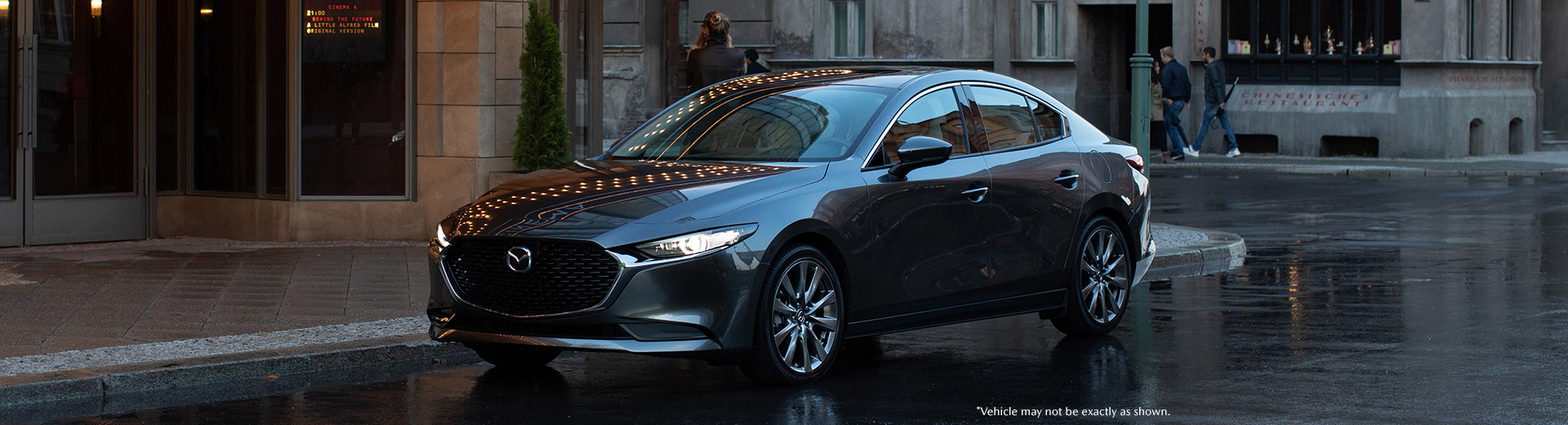 The redesigned 2019 Mazda3 now comes with available i-Activ-AWD, giving this multi-award winning vehicle even greater control.