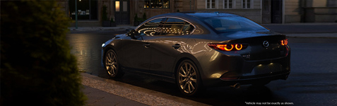 The 2019 Mazda3 now benefits from being equipped with the latest version of our i-Actic AWD technology, giving you confident control, no matter the conditions.