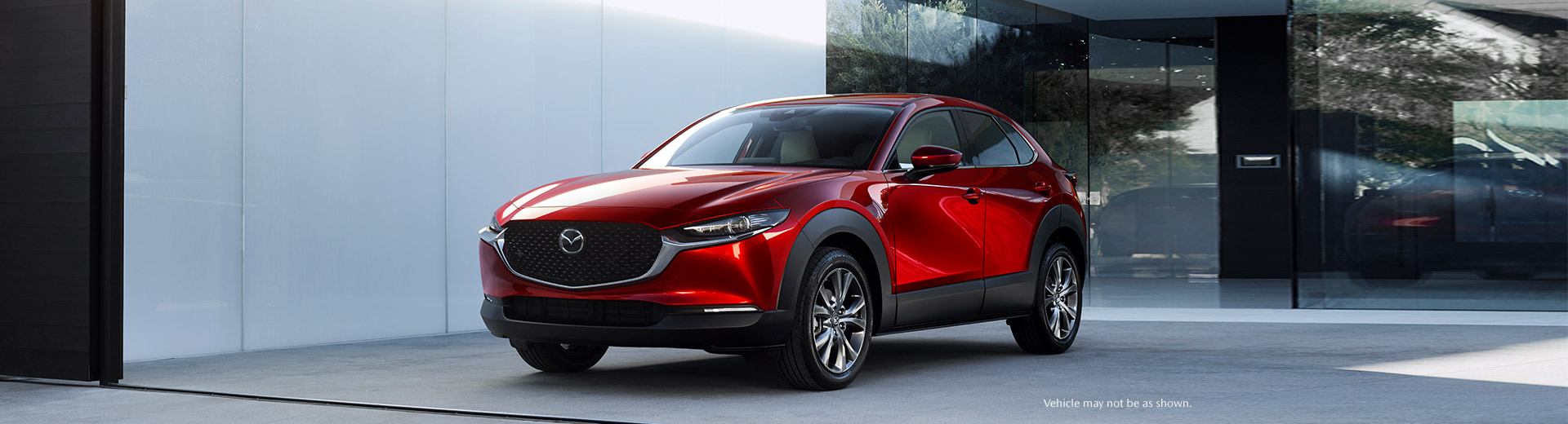The Mazda CX-30 the perfect balance of form and function.