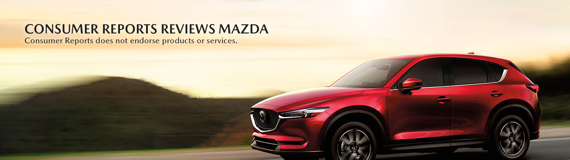 Consumer Reports Review Mazda.