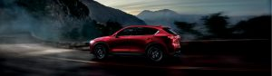 Equipped with Mazda's ingenious i-Activ AWD system. Mazda CX-5