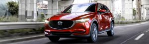 AJAc Canada's Best Mid Size Utility Vehicle in Canada for 2019, the stunning Mazda CX-5